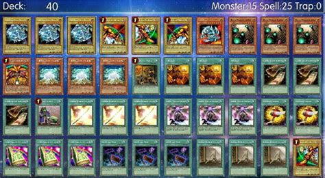 exodia deck www pixshark com images galleries with a bite