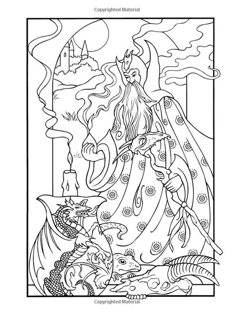 120 best images about Coloriage DRAGON on Pinterest