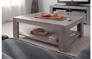 Table Basse Grise Pas Cher : table basse design ch ne gris willow table basse pas cher miliboo ventes pas ~ Teatrodelosmanantiales.com Idées de Décoration