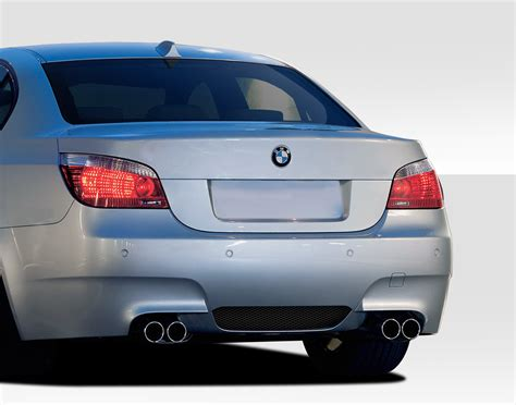 Bmw 5 Series Rear Bumpers, Bmw 5 Series E60 M5 Look Rear