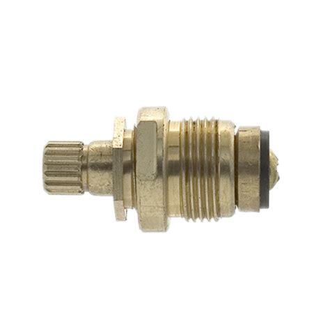 replacing an outdoor faucet stem shop danco brass faucet stem at lowes