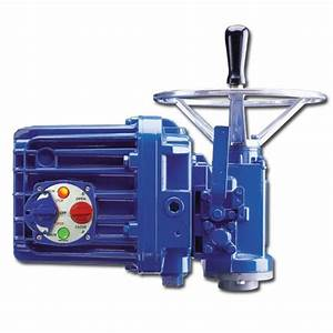L120 Series Electric Actuator