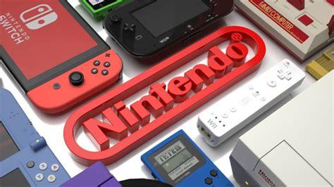 Nintendo Console by Every Nintendo Console