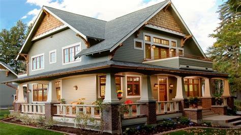 ranch style homes craftsman craftsman style homes wrap porch craftsman designs