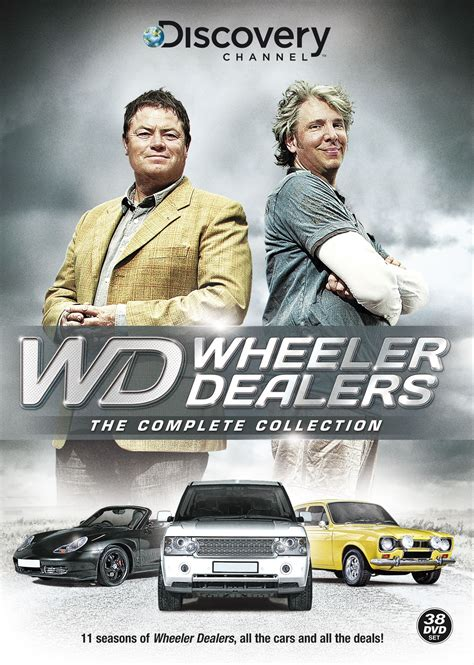 Wheeler Dealers by Wheeler Dealers The Complete Collection Dvd Ebay