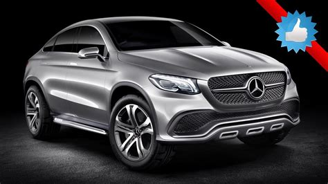 benz jeep 2015 2015 mercedes benz concept coupe suv youtube