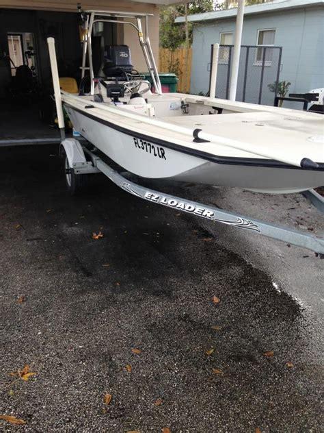 Flats Boats For Sale Daytona by Pathfinder Maverick Tunnel Hull The Hull Boating