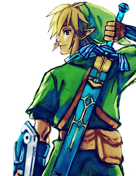 The Legend Of Zelda My Herolink X Reader Part 1 By The