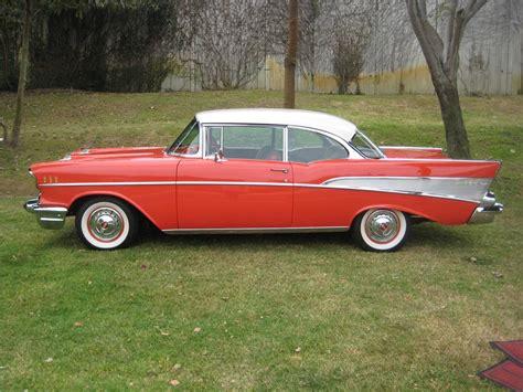 1957 Chevrolet Bel Air 2 Door Hardtop Coupe 90915