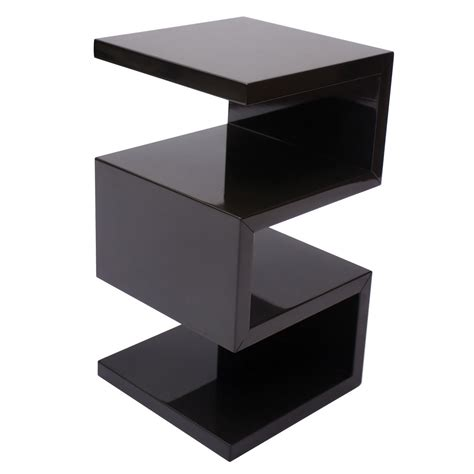 modern black table l contemporary side table hpd255 side table al habib