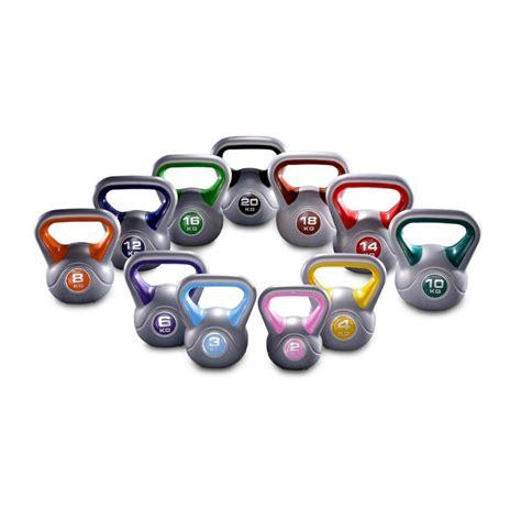 kettlebells bodyworx vinyl cheap economical strength dumbbells fitness
