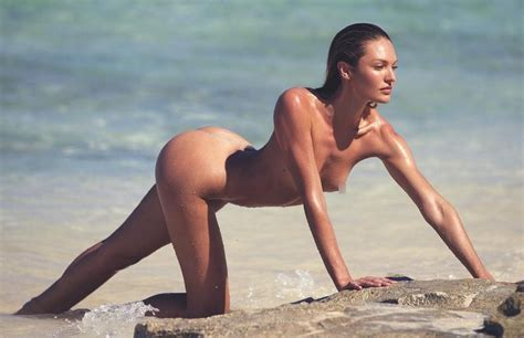 Candice Swanepoel Crushes It On Instagram With Smoking Hot New Topless Shots Maxim