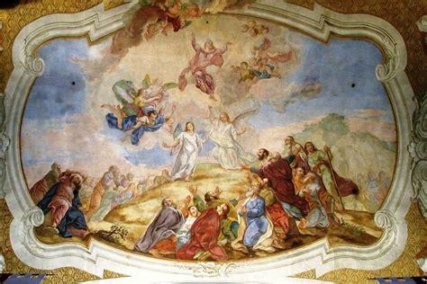Kirchengeschichtlich lässt sich das fest christi himmelfahrt bis ins 4. Wann ist Christi Himmelfahrt? - Christi Himmelfahrt ist ...