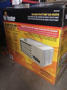 Beacon Morris Garage Heater Menards