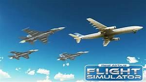 Real Airbus Flight Simulator - 3D Plane Flying Simulator ...