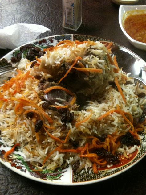 cuisine express afghan restaurant nottingham the notts foodie