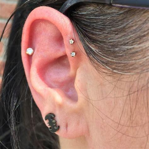 helix piercing ideas