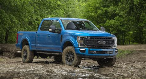 2020 Ford F 250 by 2020 Ford F Series Duty Debuts With New Tremor