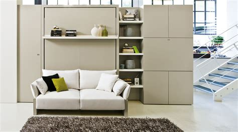 nuovoliola  space saving bed  small homes small