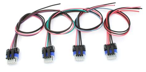 gm ignition coil connector wiring pigtail set   ls ls