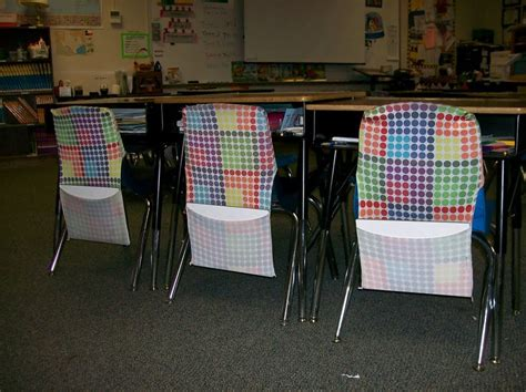 25 best ideas about school chair covers on