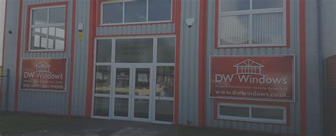 windows doors showrooms  west midlands dw windows