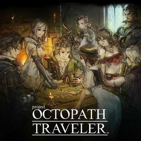 octopath traveler igncom