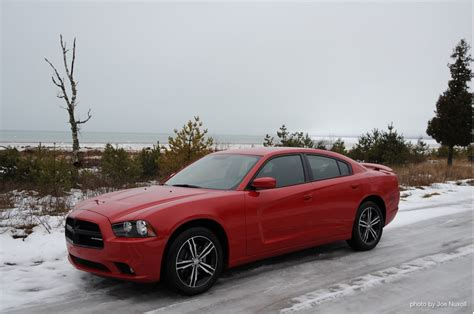 2013 Dodge Charger Awd Sport Winter Road Trip Across Michigan
