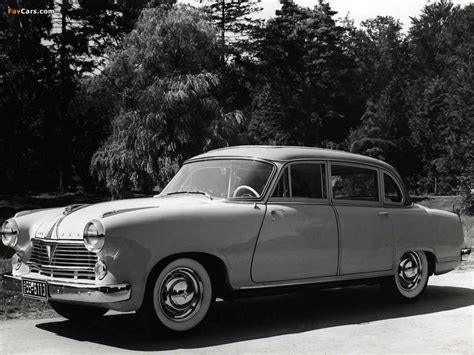 Pictures of Borgward Hansa 2400 Pullman 1955–57 (1024x768)