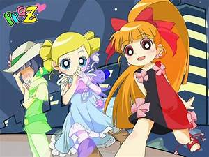 553 Best Images About Ppg On Pinterest Anime Version