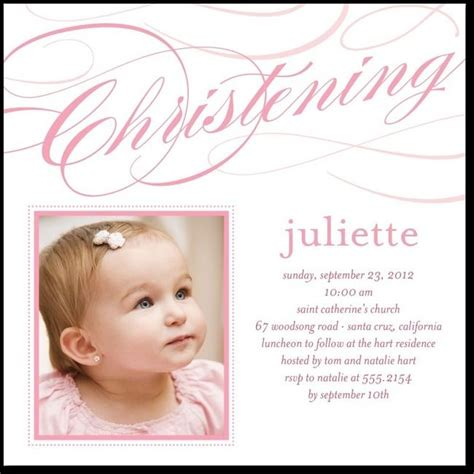 Baptism Text:Princess Christening invitations Baptism