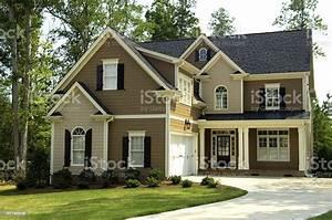 Beautiful, Suburban, Home, Stock, Photo, -, Download, Image, Now