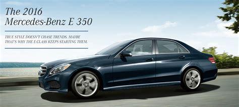 Buy The 2016 Mercedes-benz E350 Near Framingham, Ma