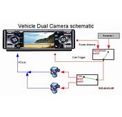 Installing Two Cameras In One Vehicle Rear View With