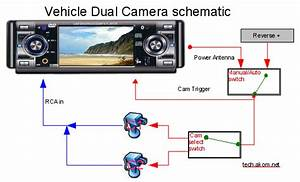 Installing Two Cameras In One Vehicle  Rear View  With One