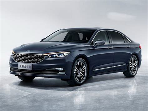 2020 Ford Taurus by 2020 Ford Taurus Unveiled In China Autoevolution