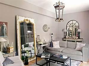 Idée Déco Petit Appartement : les miroirs sont les meilleurs alli s d un petit espace ~ Zukunftsfamilie.com Idées de Décoration