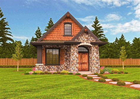 Rustic Guest Cottage or Vacation Getaway 85107MS