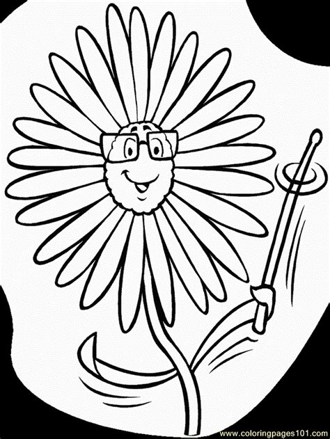 flower coloring pages ws coloring page  flowers