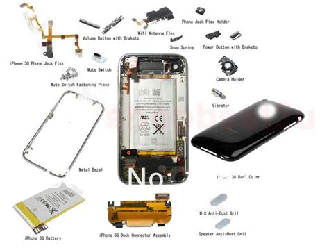 cover housing  iphone   front bezel frame  battery full set assembly