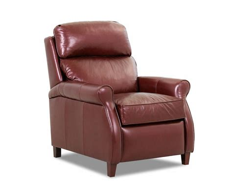 leather recliners for comfort design pop up recliners leslie recliner cl727