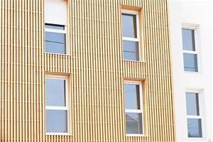 Bardage Façade Maison : les diff rents bardages de fa ade ~ Nature-et-papiers.com Idées de Décoration