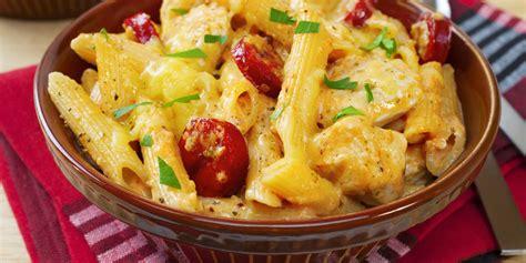 gratin de pates au reblochon gratin de macaronis au reblochon et chorizo mes recettes faciles