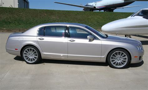 2009 bentley flying spur 2009 bentley continental flying spur speed photo