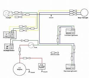 Ysr50 Wiring Diagram