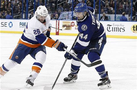 Lightning Still Searching For Two Points, This Time