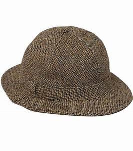Fife Chart Harris Tweed Deerstalker By Harris Tweed Hats From Fife