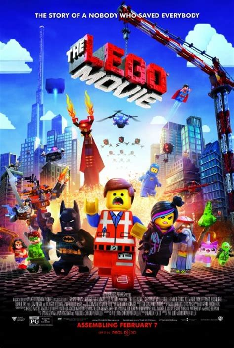 the lego movie 2014 warner bros assignment x