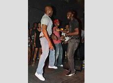 Photo Asafa Powell & Usain Bolt, fashionistas – BEST