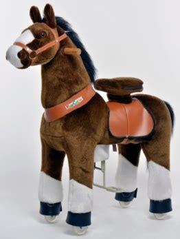 Pferd Mit Rollen Zum Reiten